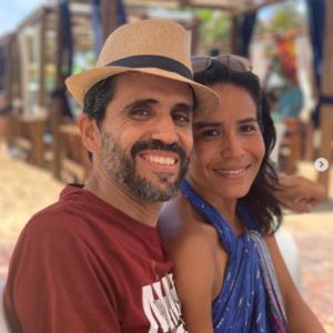 Ivan Guerra e Patrícia Araujo